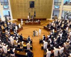 KP Assembly adopts five resolutions