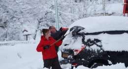 Four dead as huge storms batter Europe