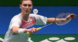 Top-ranked Axelsen books Malaysia Masters semi-final spot
