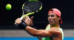 Tennis: Nadal ominous as Wozniacki gets back on track
