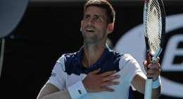 Tennis: Djokovic downs Ramos-Vinolas to reach Open fourth round