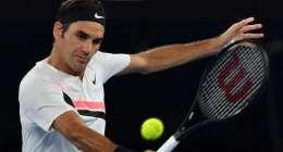 Tennis: Federer beats Gasquet to make fourth round