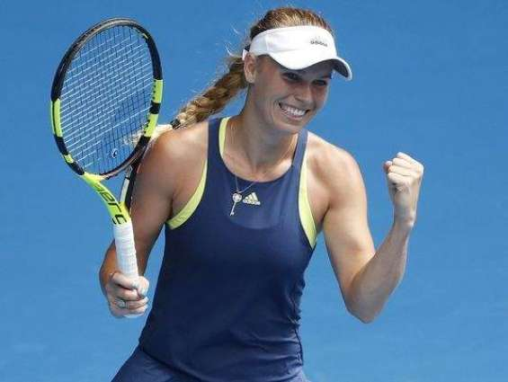 Tennis World Congratulates Caroline Wozniacki on Australian Open 2018 Title